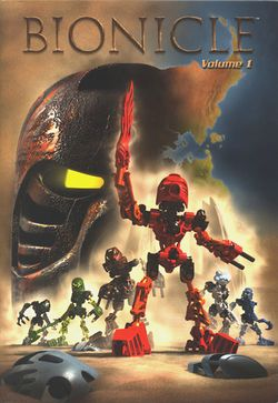 BIONICLE Volume 1.jpg